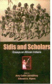 9781569022047: Sidis and Scholars: Essays on African Indians