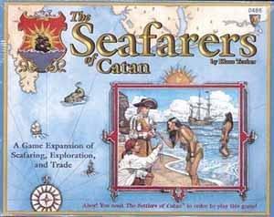9781569050422: The Seafarers of Catan