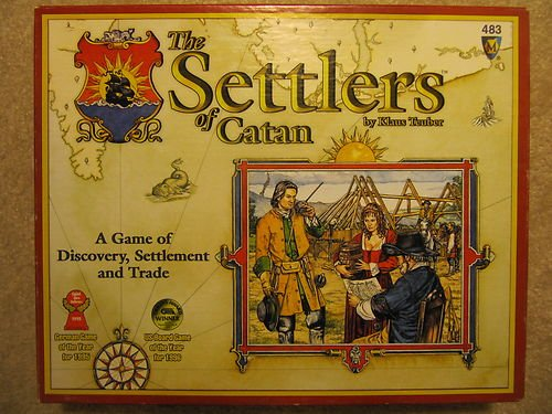 9781569050910: The Settlers of Catan