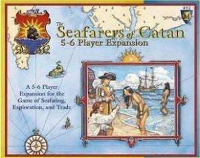 9781569051078: Seafarers of Catan: 5-6 Player Expansion [Box Set]