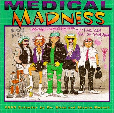9781569061565: Medical Madness