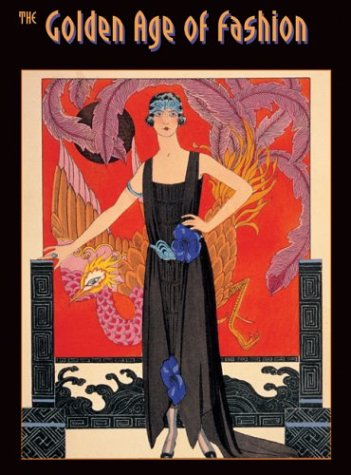 9781569064962: Golden Age of Fashion Boxed Notecards
