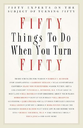9781569065952: Fifty Things to Do When You Turn Fifty