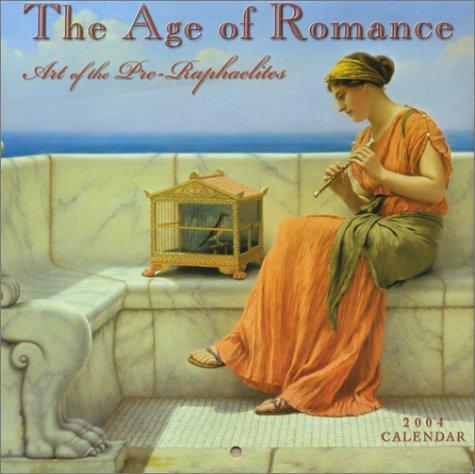 9781569067000: Age of Romance 2004 Mini Calendar: Art of the Pre-Raphaelites