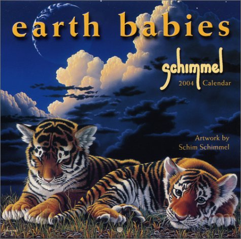 Schimmel: Earth Babies 2004 Mini Calendar (9781569067079) by Schim Schimmel; Ronnie Sellers Productions