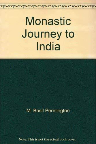 9781569070093: Monastic Journey to India