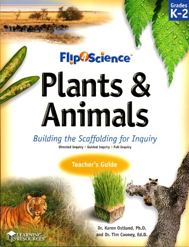 9781569112618: Flip4Science: Plants & Animals Teacher's Guide