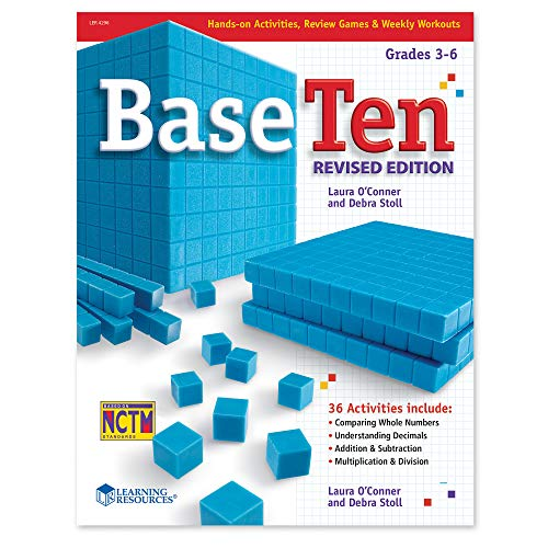 9781569112649: Learning Resources Base Ten Revived