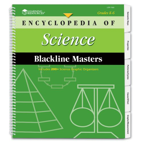 9781569112762: Learning Resources Encyclopedia of Science Blackline Masters