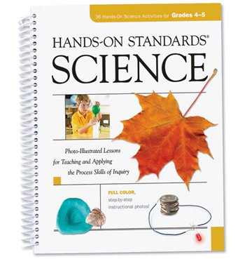 9781569112922: Learning Resources Hands-On Standards Science 4-5
