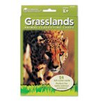 Grasslands Animal Classifying Cards: Learning Resources