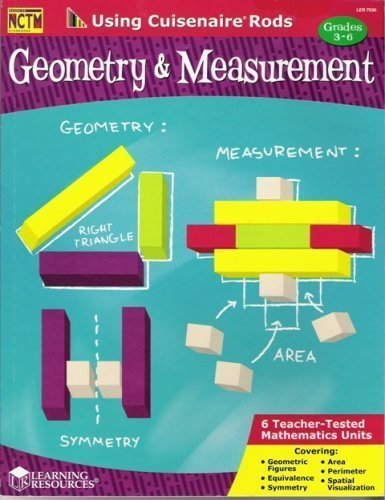 9781569117392: Using Cuisenaire Rods : Geometry and Measurement
