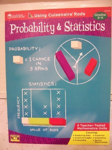 9781569117439: Using Cuisenaire Rods: Probability & Statistics