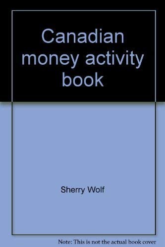 9781569119785: Canadian money activity book