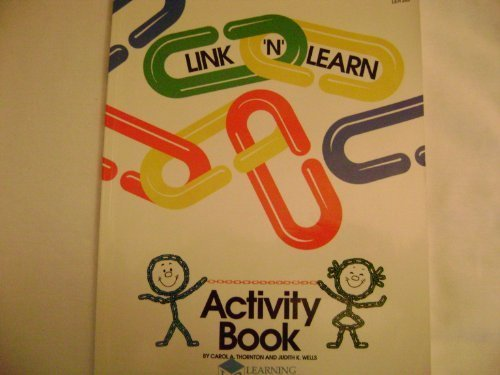 Link 'n' learn activity book: Thornton, Carol A