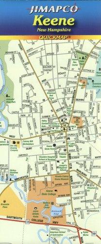 Keene, NH Quickmap®: JIMAPCO Inc