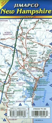New Hampshire Quickmap®: JIMAPCO Inc
