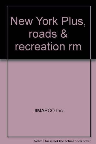 9781569145487: New York Plus, roads & recreation rm