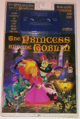 9781569200636: The Princess and the Goblin (Read-along Storybook and Tape)