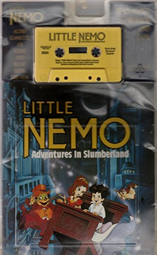 9781569200643: Little Nemo: Adventures in Slumberland (Read-along Storybook and Tape)