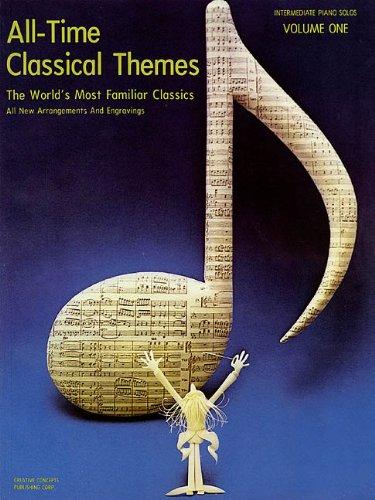 All-Time Classical Themes Vol. 1 For Intermediate: Leo Kellis; John