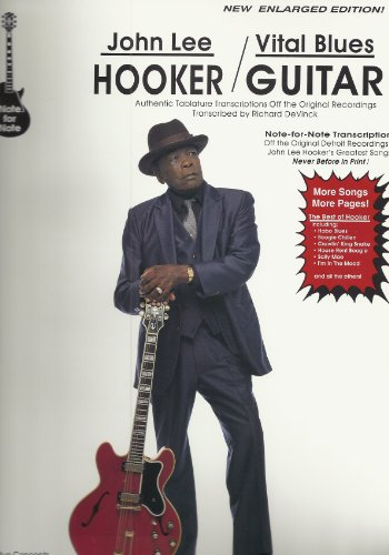 9781569220276: John Lee Hooker - Vital Blues Guitar