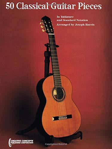 9781569220801: 50 Classical Guitar Pieces