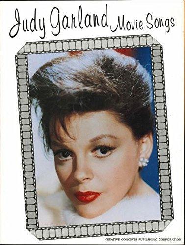 9781569221150: Judy Garland Movie Songs: Piano Vocal Music Book