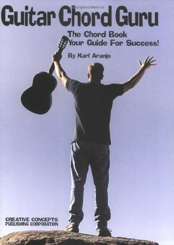 9781569221594: Guitar Chord Guru: The Chord Book - Your Guide for Success!