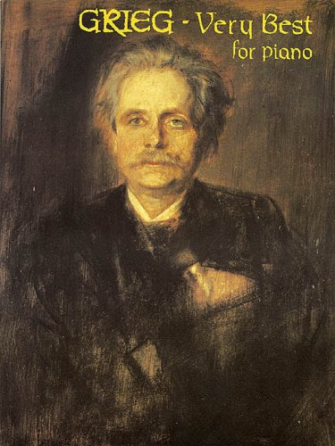 9781569221877: Grieg Very Best (Very Best Composers)