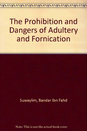 9781569230244: The Prohibition and Dangers of Adultery and Fornication