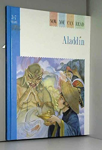 9781569241516: Aladdin (Now you can read)