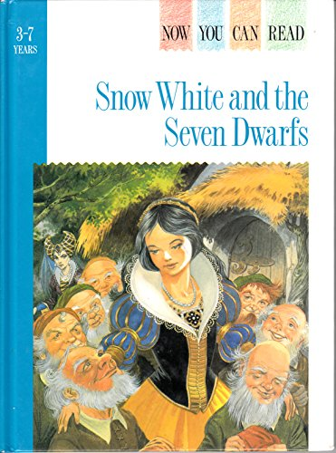 9781569241547: Snow White and the seven dwarfs (Now you can read)
