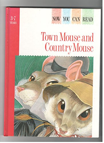 9781569241608: Town Mouse and Country Mouse (Now You Can Read)