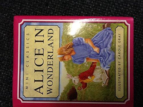 9781569242001: Alice in Wonderland: Mini Classics