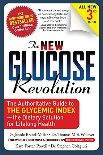 9781569242582: The New Glucose Revolution: The Authoritative Guide
