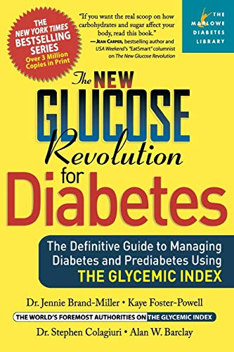 The New Glucose Revolution for Diabetes: The: Brand-Miller M.D. M.D.,