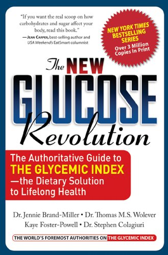 9781569243374: The New Glucose Revolution: The Authoritative Guide to the Glycemic Index-The Dietary Solution for Lifelong Health