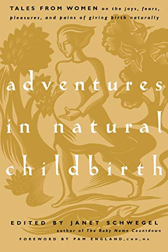 9781569243688: Adventures in Natural Childbirth: Tales from Women on the Joys, Fears, Pleasures, and Pains of Giving Birth Naturally