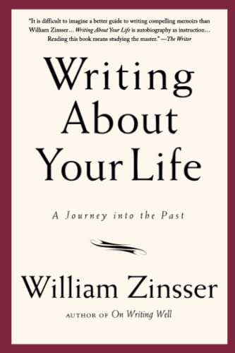 9781569243794: Writing About Your Life: A Journey into the Past