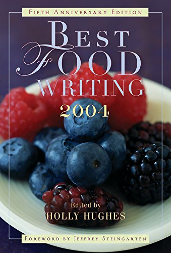 9781569244166: Best Food Writing 2004