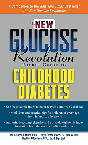 9781569244302: The New Glucose Revolution Pocket Guide to Childhood Diabetes