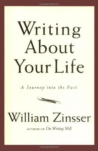 9781569244685: Writing About Your Life: A Journey into the Past