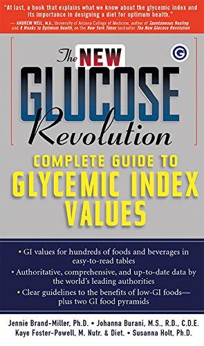The New Glucose Revolution Complete Guide to: Johanna Burani, Susanna