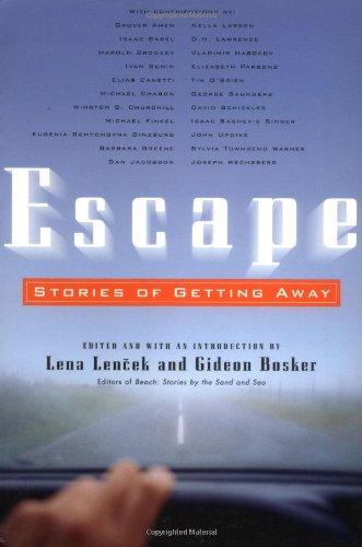 Escape: Stories of Getting Away: Lena Lencek