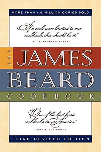 9781569245347: The James Beard Cookbook