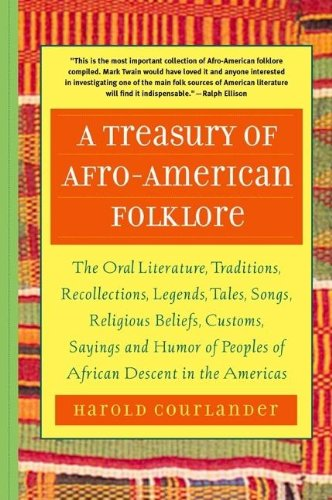 9781569245361: A Treasury of African Folklore 2 Ed