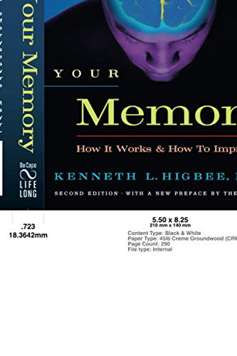 9781569246290: Your Memory : How It Works and How to Improve It