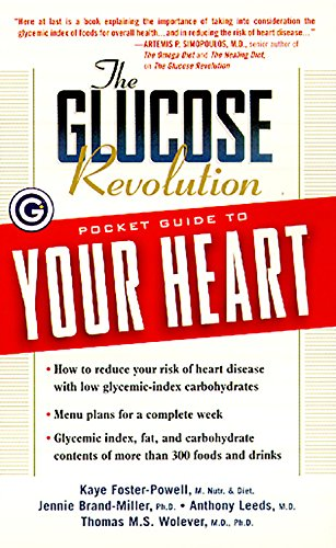 The Glucose Revolution Pocket Guide to Your: Foster-Powell B.SC. M.