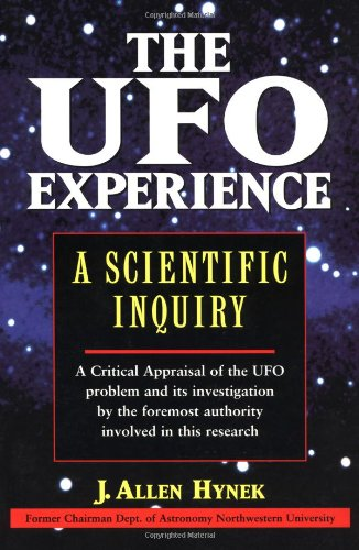 9781569247822: The UFO Experience: A Scientific Inquiry